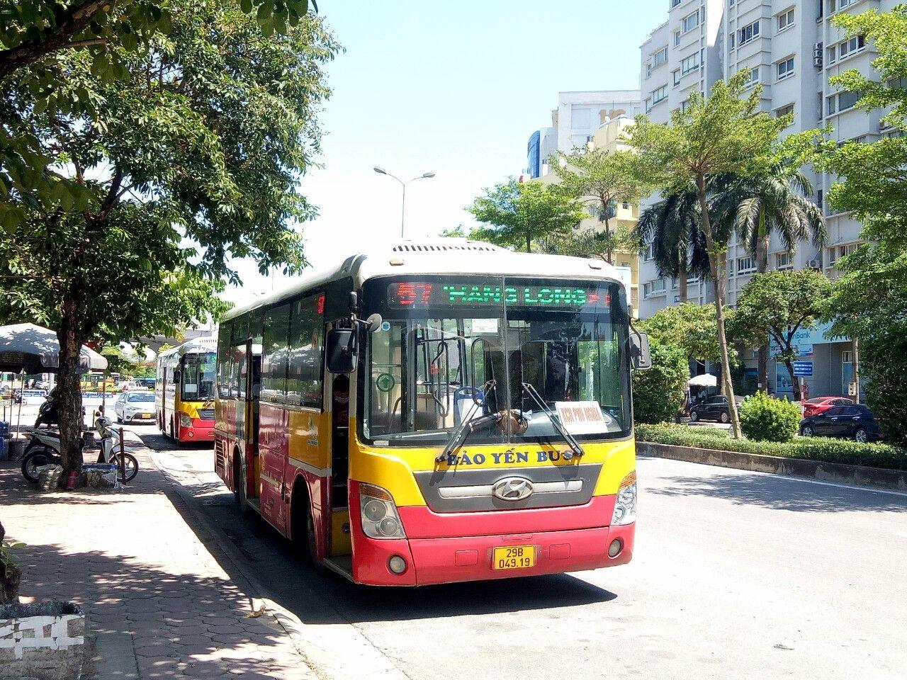 Tuyến buýt số 57