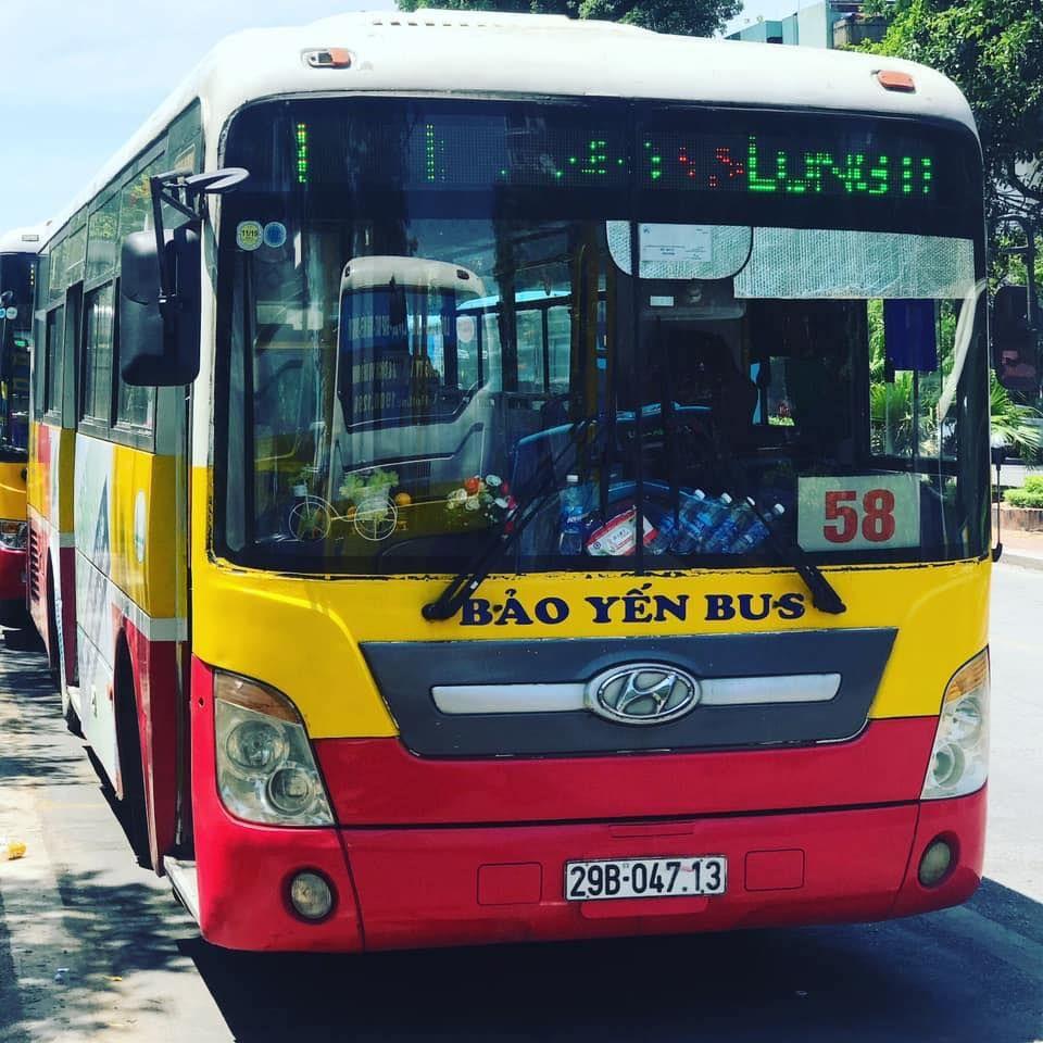 Tuyến buýt số 58