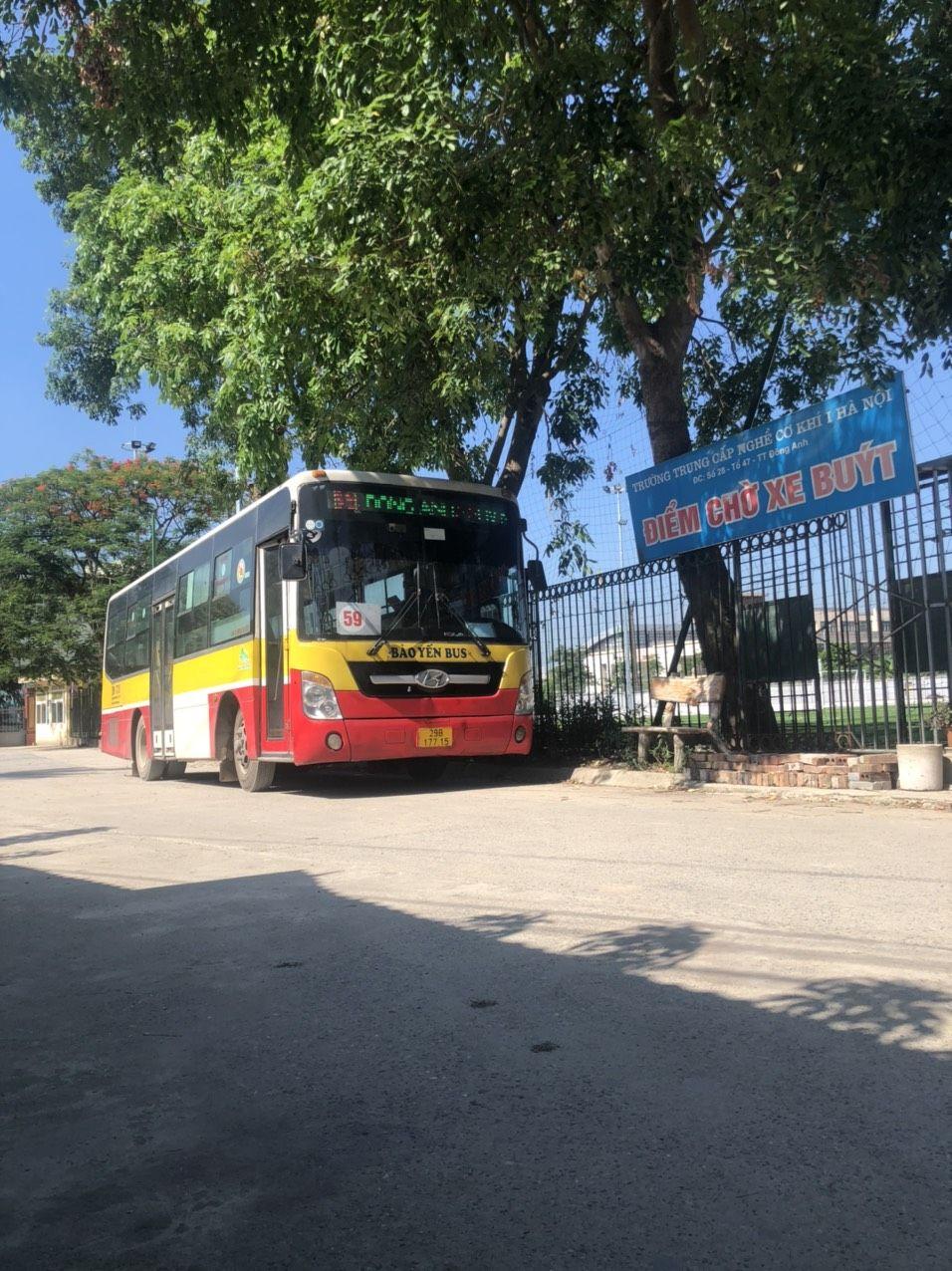 Tuyến buýt số 59