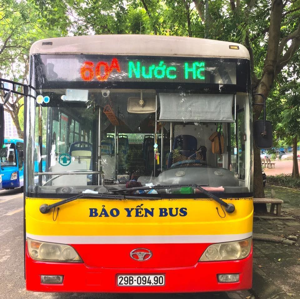 Tuyến buýt số 60A