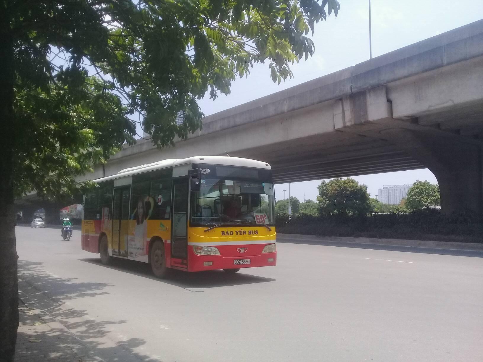 Tuyến buýt số 60B