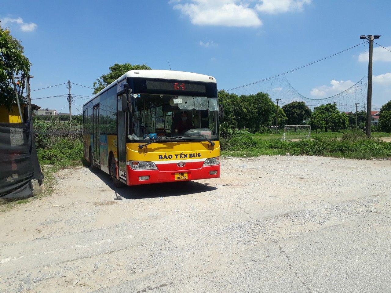 Tuyến buýt số 61